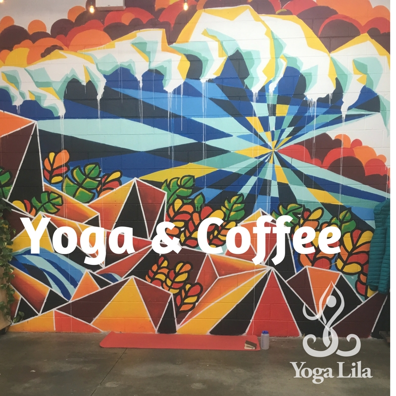 Yoga and a Coffee at Townies Saturdays @ 8:30